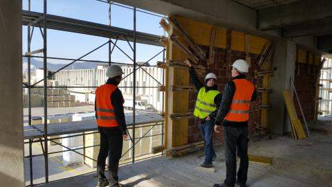 primoz Knauf Insulation Slovenia construction center